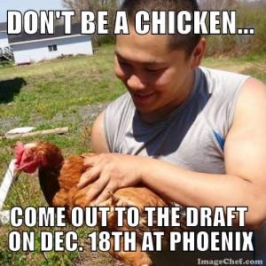 Tu chicken